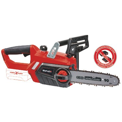 EINHELL GE-LC Power X-Change 18-Volt Cordless 10-Inch, Cutting Speed Chainsaw, Tool Only