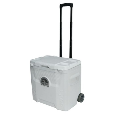 Igloo Marine Ultra Quantum Roller Cooler - 28 Quart