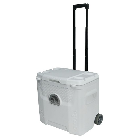 Igloo Marine Ultra Quantum Roller Cooler - 28 Quart - image 1 of 1