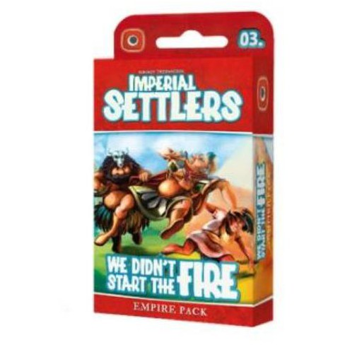 We Didn't Start the Fire Board Game - image 1 of 3