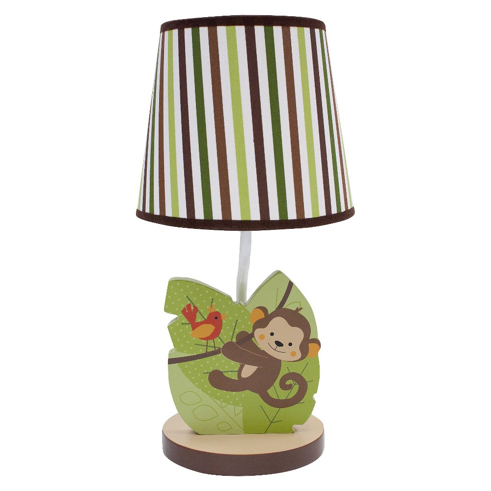 Image of Bedtime Originals Jungle Buddies Lamp