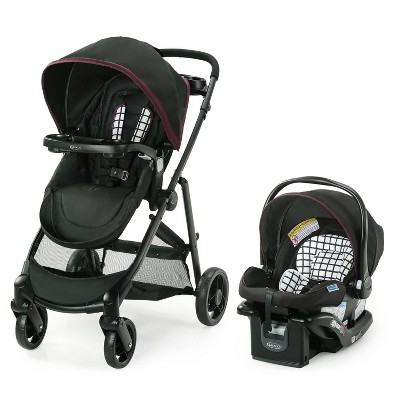 Graco Modes Element Travel System - Ainsley