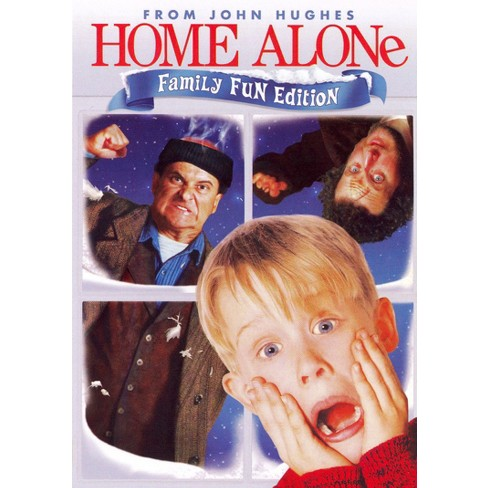 From John Hughes: Home Alone - Family Fun Edition - image 1 of 1