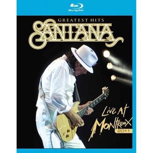 Santana: Live at Montreux 2011 (Blu-ray) - image 1 of 1