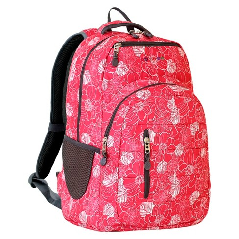 "J World 18.5"" Carmen Laptop Backpack - image 1 of 4"