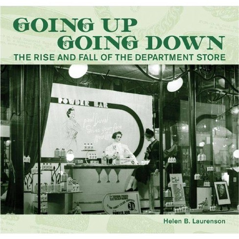 Going Up, Going Down - (Aup Studies in Cultural and Social History) by  Helen Laurenson (Paperback) - image 1 of 1
