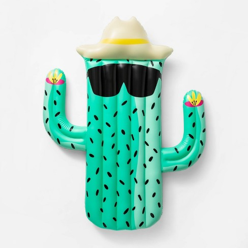 Cactus Pool Float - Sun Squad™ - image 1 of 3