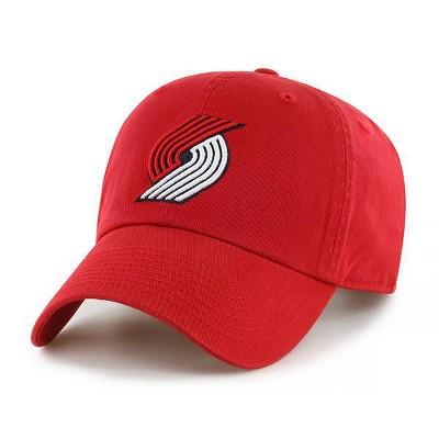 NBA Portland Trail Blazers Men's Cleanup Hat