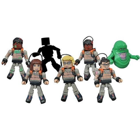 Ghostbusters 2016 Minimates Series 1, Sealed Case of 12 - image 1 of 1