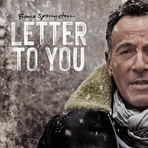 Bruce Springsteen - Letter To You (CD) - image 1 of 1