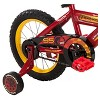 "Kids Huffy Disney Cars 3 - 14"" Cruiser Bike - Red - image 3 of 4"