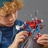 LEGO Marvel Spider-Man: Spider-Man Mech Building Playset with Mech and Minifigure 76146 - image 3 of 4