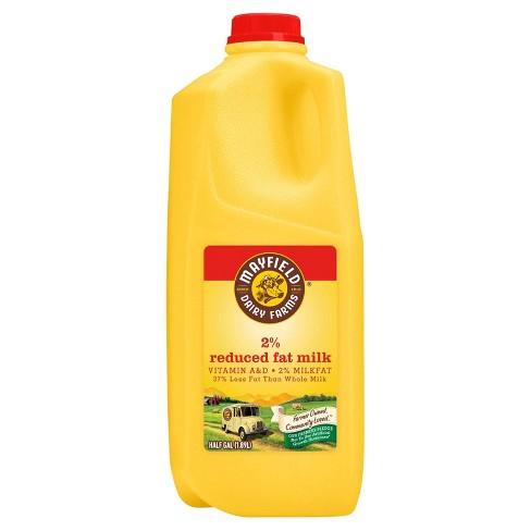 Mayfield 2% Milk - 0.5gal - image 1 of 1