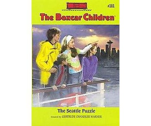 Seattle Puzzle (Paperback) - image 1 of 1