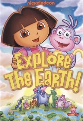 Dora the Explorer: Explore the Earth (DVD)
