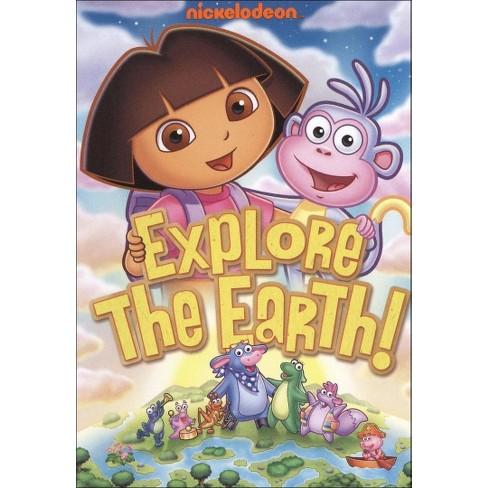 Dora the Explorer: Explore the Earth (DVD) - image 1 of 1