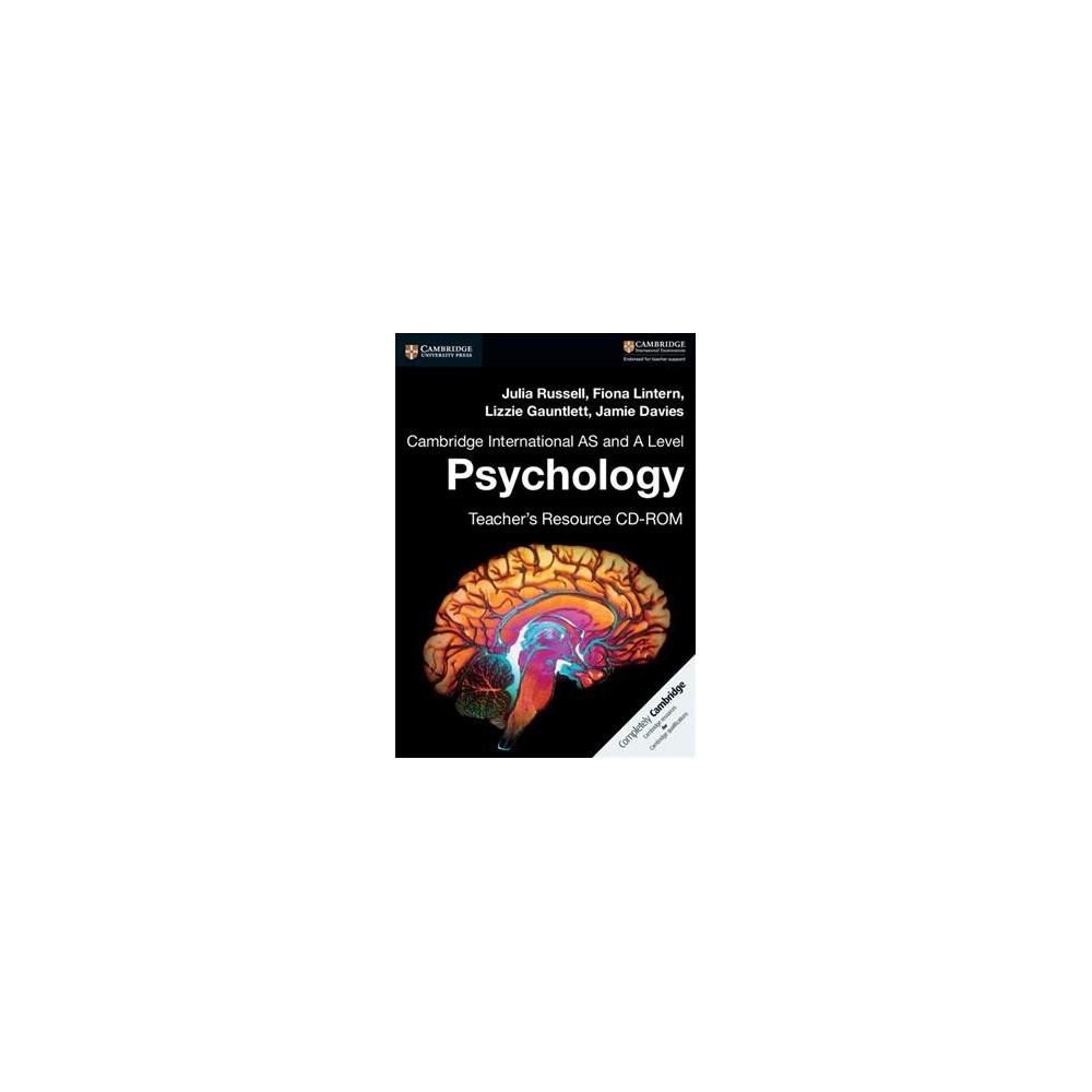 Cambridge International As and A Level Psychology Teacher's Resource (Hardcover) (Julia Russell & Fiona