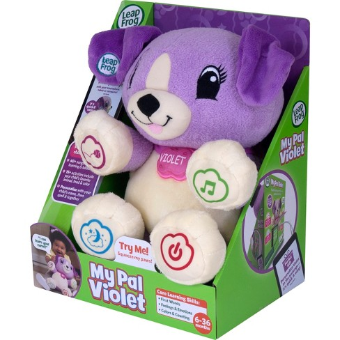 Leapfrog My Pal Violet Target