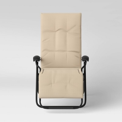 Padded Sling Zero Gravity Patio Chair -  Project 62™