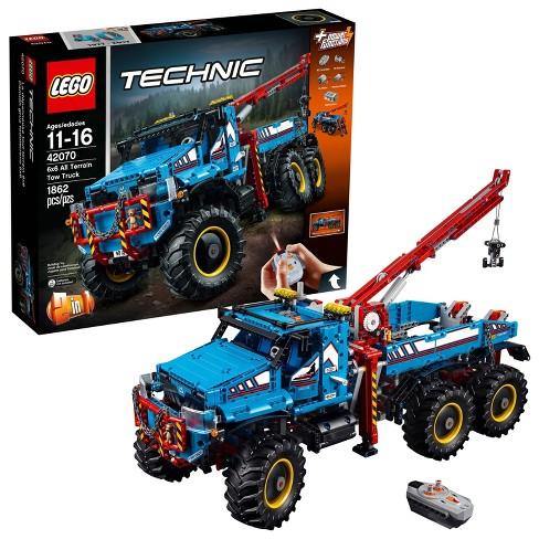 Lego Technic 6x6 All Terrain Tow Truck 42070 Target