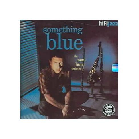 Paul Quintet Horn - Something Blue (CD) - image 1 of 1