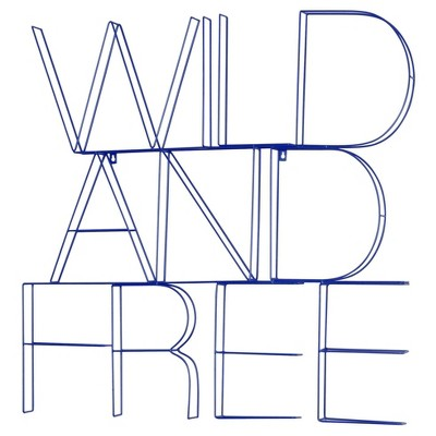 Wild and Free Wire Wall Decor - Pillowfort™