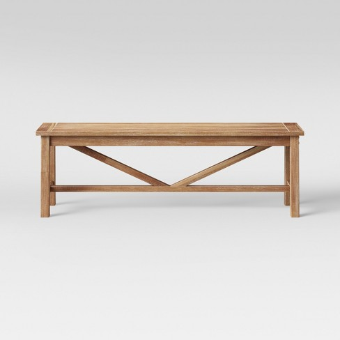 Wheaton Dining Bench Threshold Target