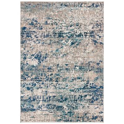 Renita Rug Gray/Blue - Safavieh