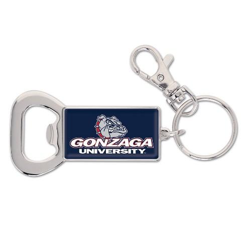 NCAA Gonzaga Bulldogs Lanyard Bottle Opener Keychain - image 1 of 1