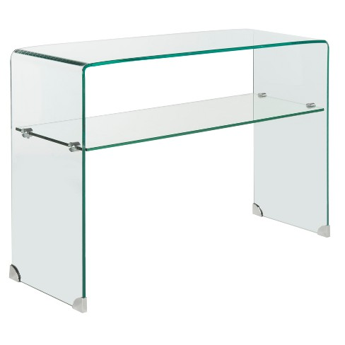 Console Table Clear - Safavieh® - image 1 of 5