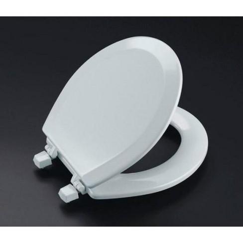 Groovy Kohler K 4716 T Triko Round Closed Front Toilet Seat Machost Co Dining Chair Design Ideas Machostcouk