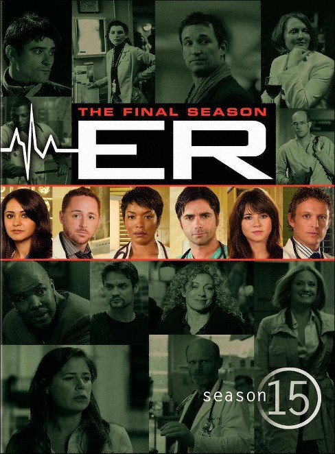 ER: The Final Season - Season 15 [5 Discs] - image 1 of 1