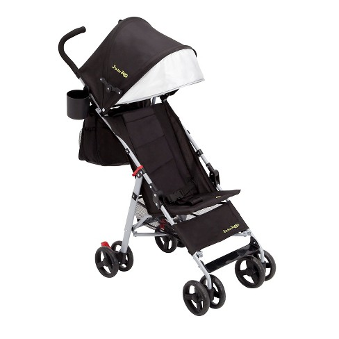J is for Jeep Brand North Star Stroller - Black - image 1 of 7