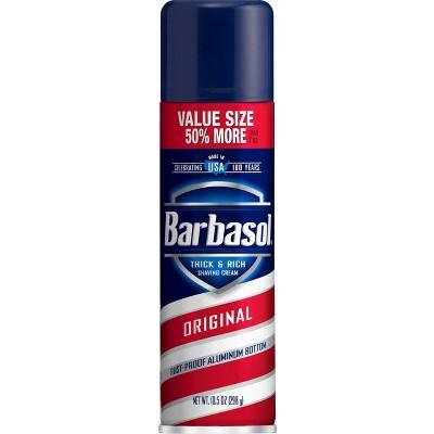 Barbasol Shaving Cream Original - 10.5oz
