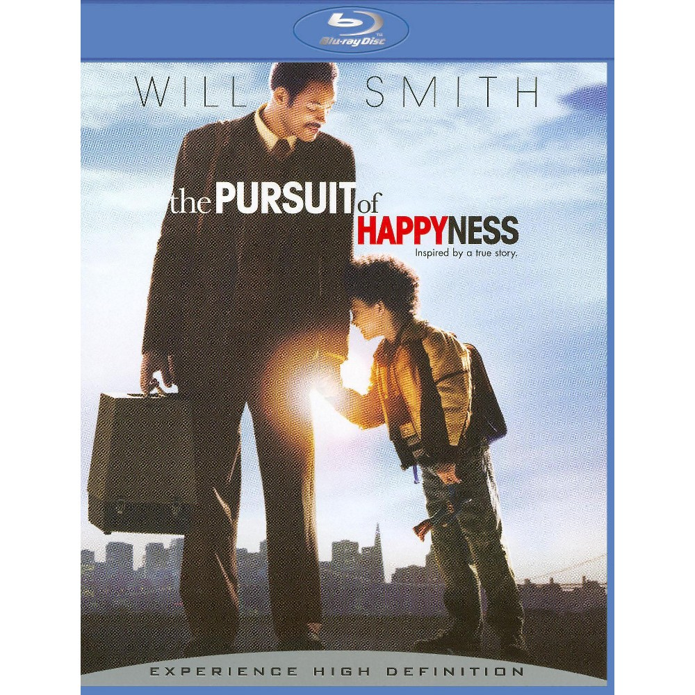 The Pursuit of Happyness (Blu-ray)
