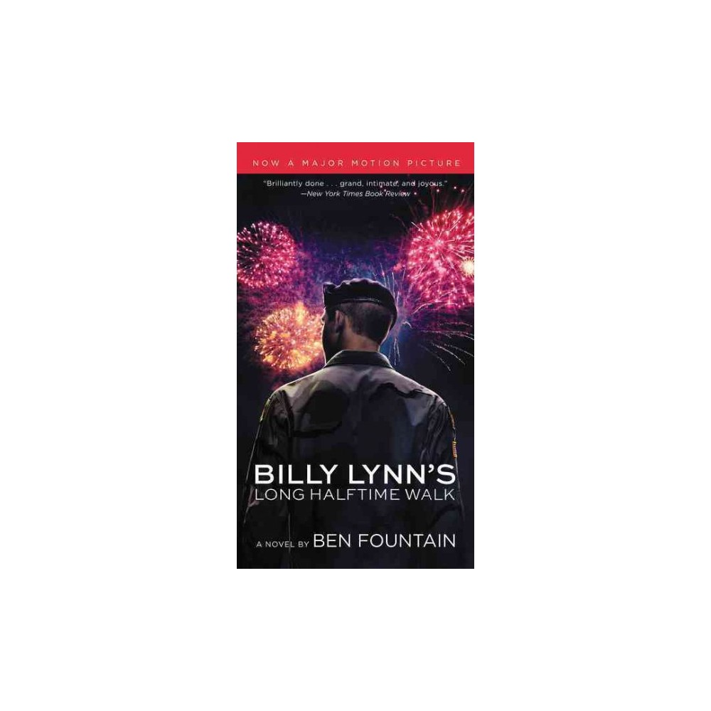 Billy Lynn's Long Halftime Walk (Reprint) (Paperback) (Ben Fountain)