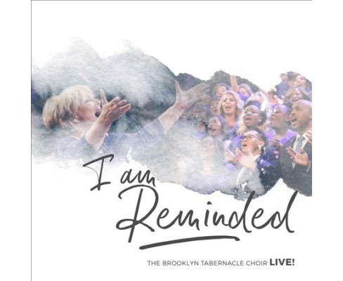 Brooklyn Tabernacle - I Am Reminded (CD) - image 1 of 1