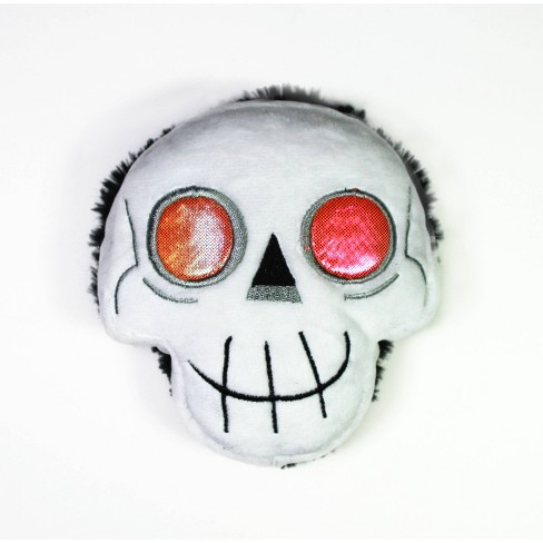 Skull Plush Halloween Dog Toy - Hyde & EEK! Boutique™ - image 1 of 3