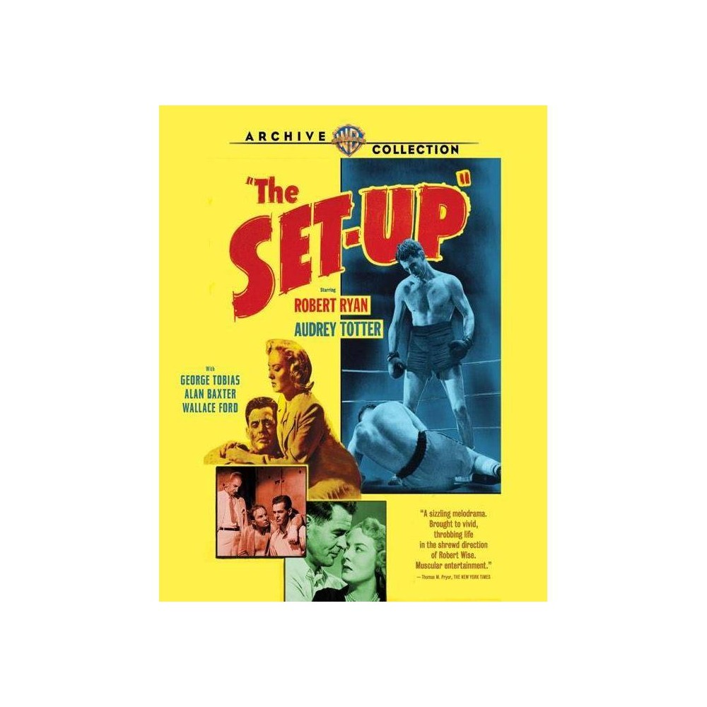 The Set-Up (Blu-ray)(2019)