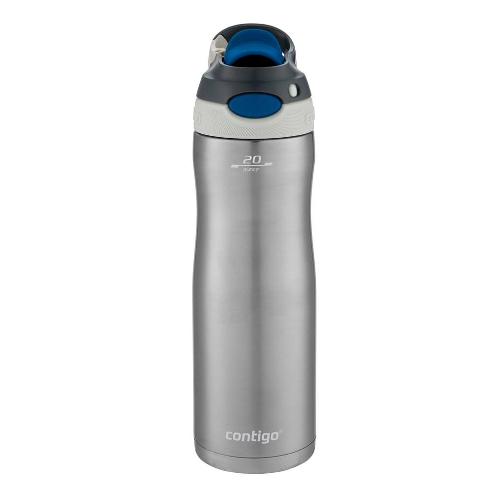 Image of Contigo 20oz Damen Autospout Chug Hydration Bottle Monaco Blue