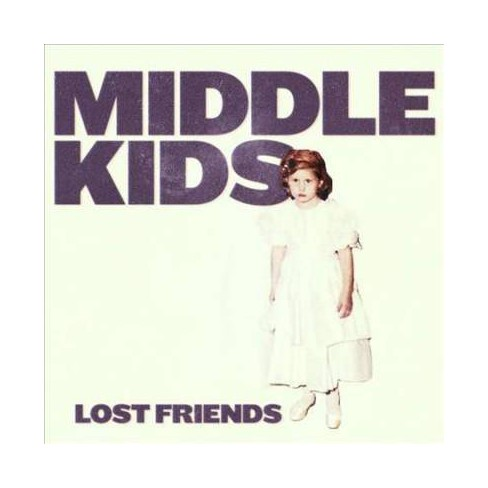 Middle Kids - Lost Friends (CD) - image 1 of 1