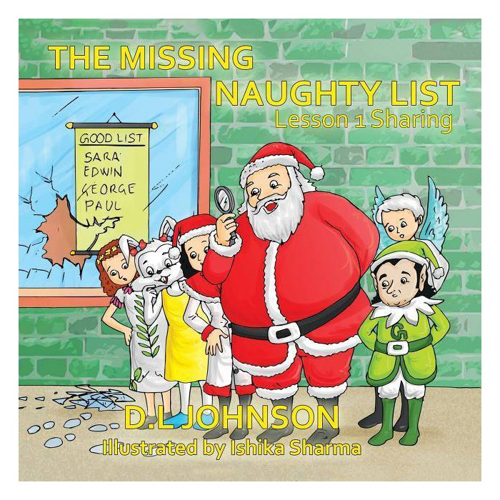 The Missing Naughty List - by  D L Johnson (Paperback) - image 1 of 1