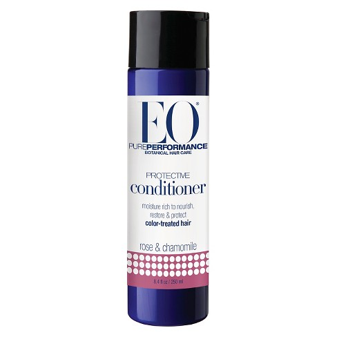 EO Products Everyone Color-Treated Hair - Rose & Chamomile Protective Conditioner - 8.4 fl oz - image 1 of 1