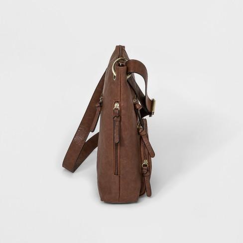 62846404e Bueno Veg Tan Crossbody Bag. Shop all Bueno of California