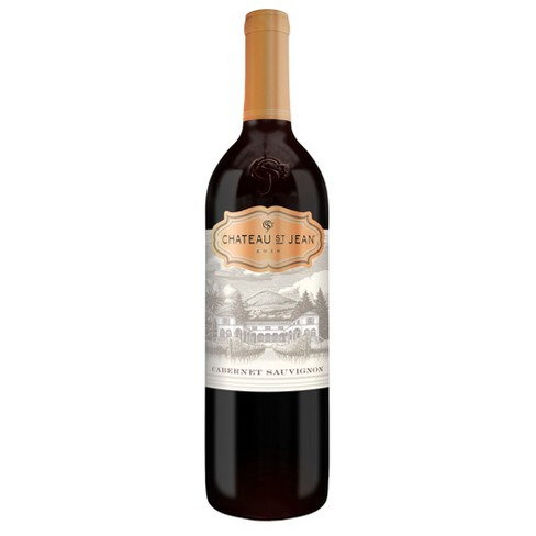 Chateau St. Jean® Cabernet Sauvignon - 750mL Bottle - image 1 of 2