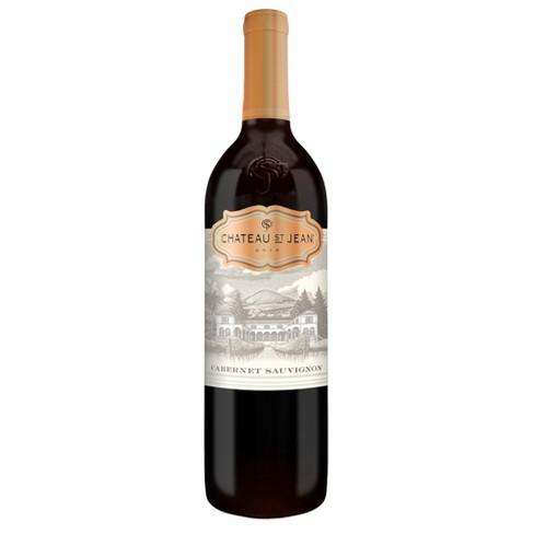 Chateau St. Jean Cabernet Sauvignon Red Wine - 750ml Bottle - image 1 of 2