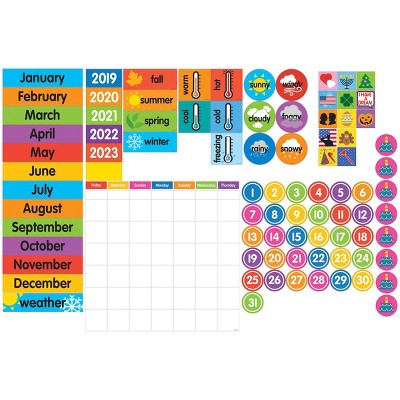 94pc Giant Magnetic Calendar Set - Dowling Magnets