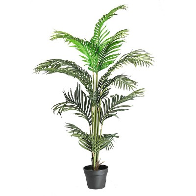 """56"""" Artificial Palm Tree in Pot - LCG Florals"""