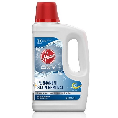 Carpet Cleaner & Deodorizer: Hoover Oxy