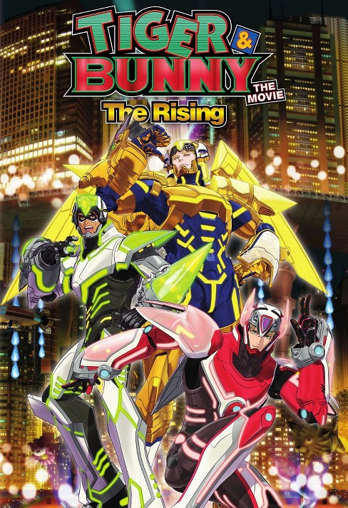 Tiger & bunny the movie 2:Rising (DVD) - image 1 of 1